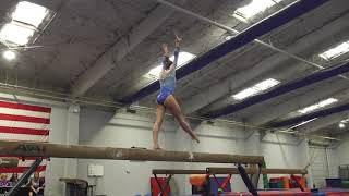 Grace McCallum - Balance Beam - 2018 World Team Selection Camp