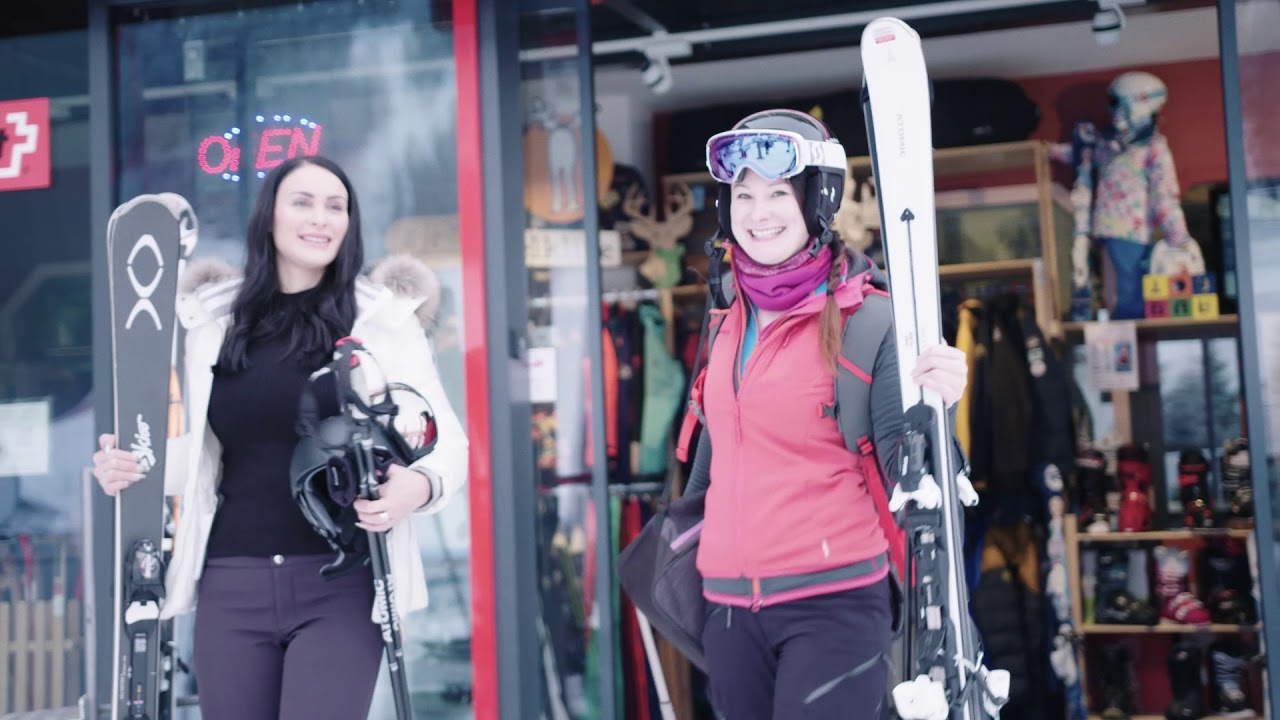 Alpdest Ski Media Forum 2018, Davos