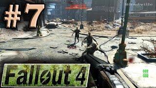 Fallout 4 (PS4) Прохождение игры #7: Дорога в Лексингтон