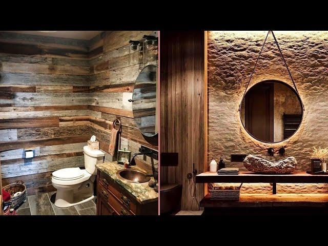 Modern Stone Bathroom Design Ideas 2020, Bathroom Stone Wall