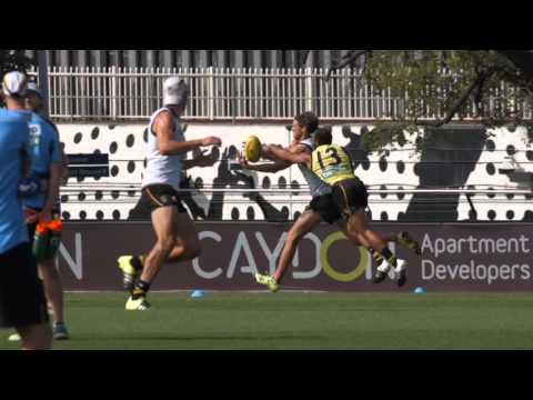 Training highlights: Yarran