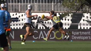 Training highlights: Yarran