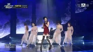 140227 Sunmi (선미) ft. Lena - Full Moon @ M! Countdown Mp3