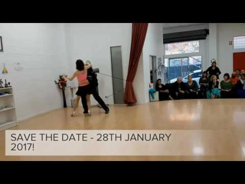 Social Dance Ball Adelaide - Rehearsal Highlights for 28th January 2017