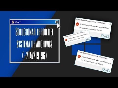 solucionar-error-del-sistema-de-archivos-(-2147219196)- -imágenes-no-abren.