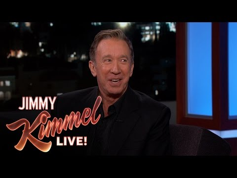 Tim Allen on Going to Donald Trump's...