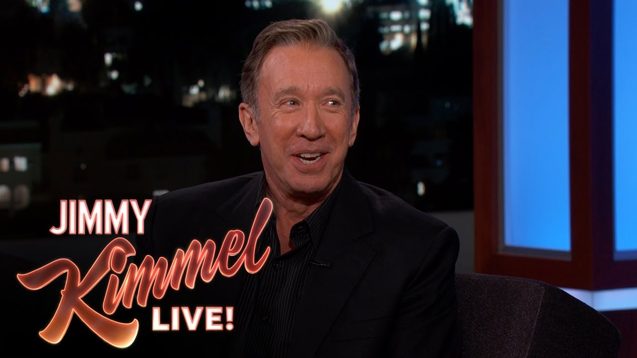 Tim Allen Says He's Not Really a Trump Supporter, Just 'Kind of an Anarchist'