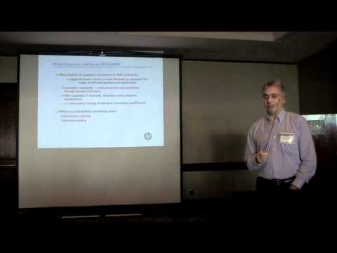 ITA 2012 Talk - Information theory in an industrial lab