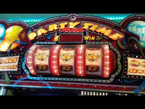 Astra Party Time Arena whopping 5 boards home use fruit machine
