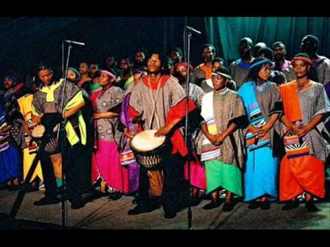 Soweto Gospel Choir - I bid you goodnight