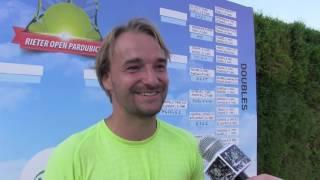 David Novák pro Tenisový svět o své tenisové kariéře