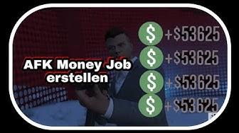 Solo AFK Money Job erstellen | GTA Online 1.50 Ps4