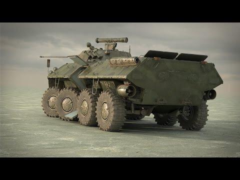 """Le """"Tankodrome"""" #12 , Le BTR 90"""