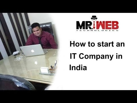 How to Start an IT Company in India