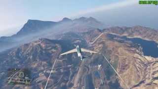 GTA 5 PC - Mission #48 - Minor Turbulence [Gold Medal]