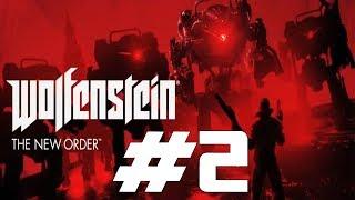 Wolfenstein: The New Order - Deathshead (Part 2)