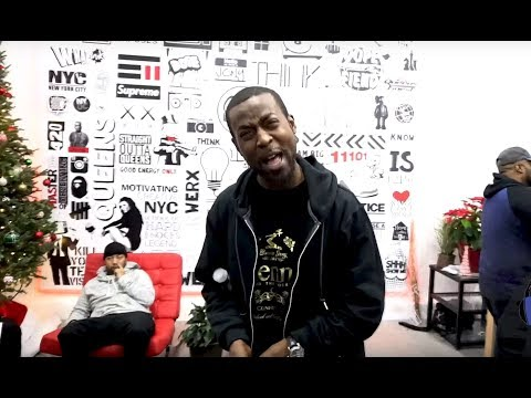 TAY ROC, QUEENZFLIP,  AND MORE REACT TO RUM NITTY VS IRON SOLOMON BATTLE AT SMACK VOL1 EVENT