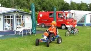 Oranje Koorts op Camping Rotandorp Noordwolde fr