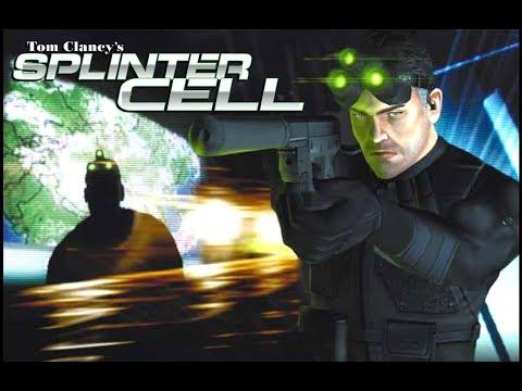 Tom Clancy's Splinter Cell [PC] walkthrough part 1
