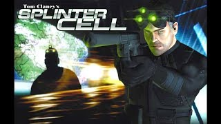 Tom Clancy's Splinter Cell [PC] walkthrough part 1