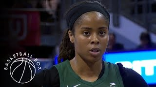 [WNBA] Indiana Fever vs Seattle Storm, Full Game Highlights, August 25, 2019