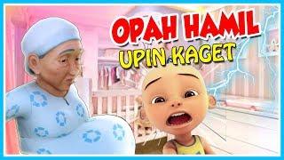 OPAH PREGNANT??!! UPIN SURPRISED-ROBLOX UPIN IPIN