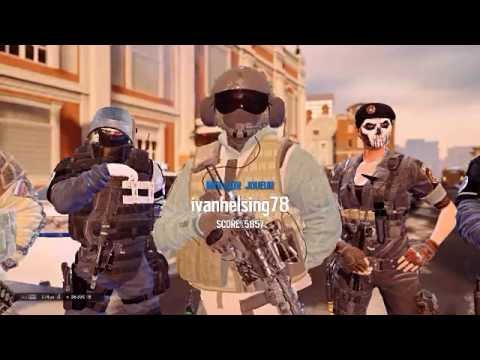 Tom Clancy's Rainbow Six Siege -Nolan mel