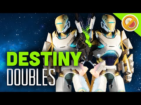 "Destiny Doubles : ""Cluck or Kick"" Twinning (Funny Gaming Moments)"