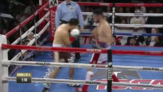 Full FIght: Angel BOJADO vs. Jhon LEON - 3/10/2017 - LA FIGHT CLUB