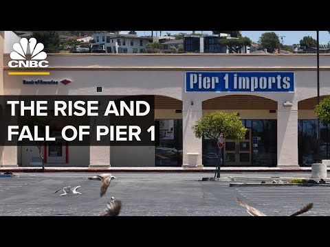 The Rise And Fall Of Pier 1
