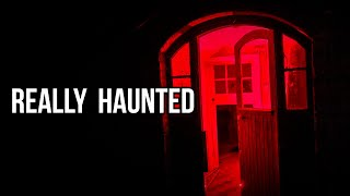 This House is REALLY HAUNTED - We Caught Something on Camera (Real Paranormal)