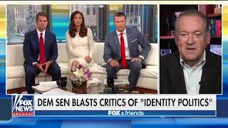 Kamala Harris Slams 'Identity Politics' Critics