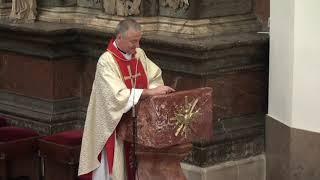 Homilia Ks. Artura Ważnego - 13 września 2019 - Tydzień Maryjny w Tarnowskiej Katedrze