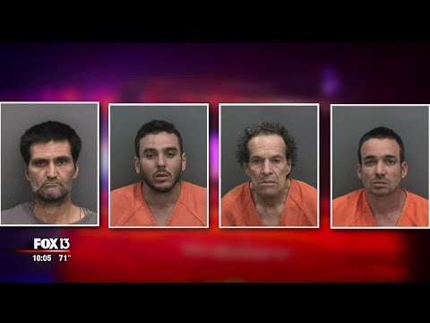 Anjali Queen B - Four Florida Men Arrested for Stealing Half Million Dollars of Tequila