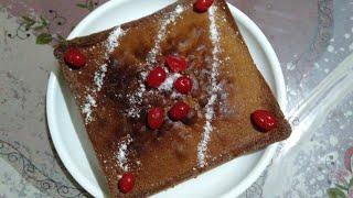 Basic and easy chocolate  cake recipe