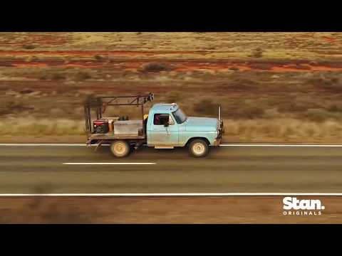 Greg McLean + John Jarratt: Wolf Creek - New Season Dec 2017