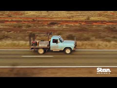Greg McLean  John Jarratt: Wolf Creek  New Season Dec 2017