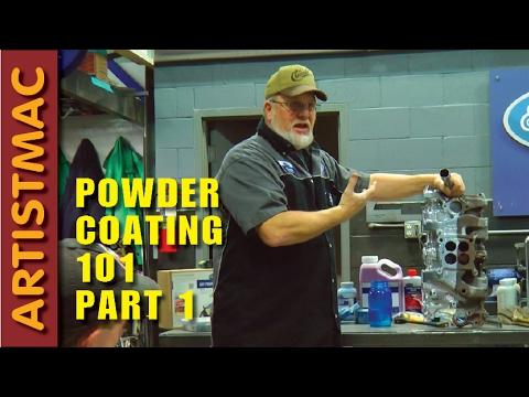 Powder Coating 101, Part 1