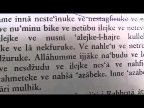 Kuran Bosanski Pdf
