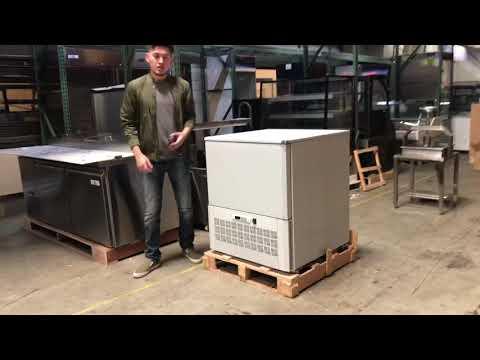 Freezer -40 F Blast Chiller Shock REACH IN Freezer RESTAURANT EQUIPMENT