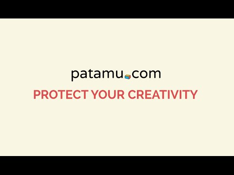 Patamu.com - Protect your creative works from plagiarism