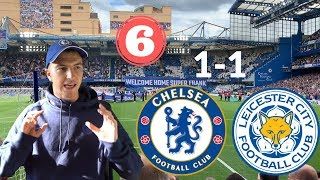 6 Things We Learnt From CHELSEA 1-1 LEICESTER... PANIC?
