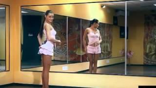 Невероятно зажигательный латинский танец Клубная Латина Урок 4 Сальса Жми и