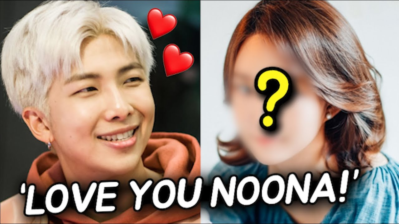 BTS RM Confessed His Love to this Female Singer? Finding out his Bias!