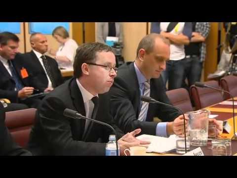 Qantas CEO grilled in Senate inquiry