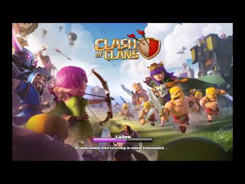 Clash of Clans 2. Account erstellen