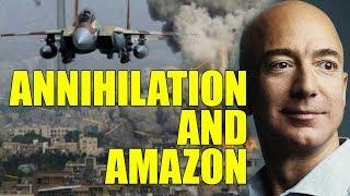 Annihilation and Amazon