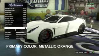 GTA 5 Online - Toyota Supra Build (The Fast And The Furious)