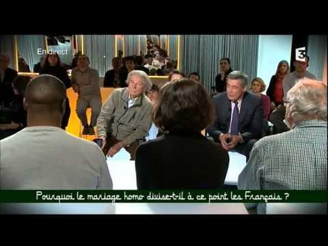 (1/3) Débat sur Mariage Pour Tous avec Henri Guaino dans Ce Soir ou Jamais (22/01/13, FRANCE 3)
