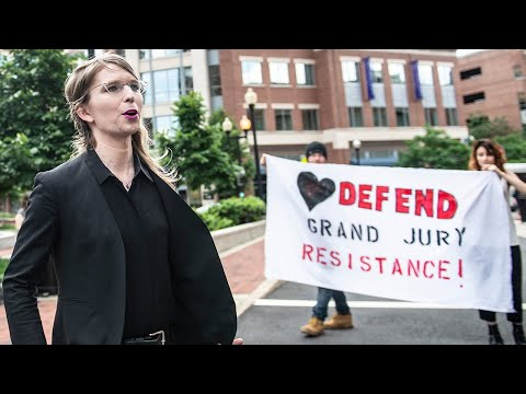 Chelsea Manning Released But Still Faces Massive Fine